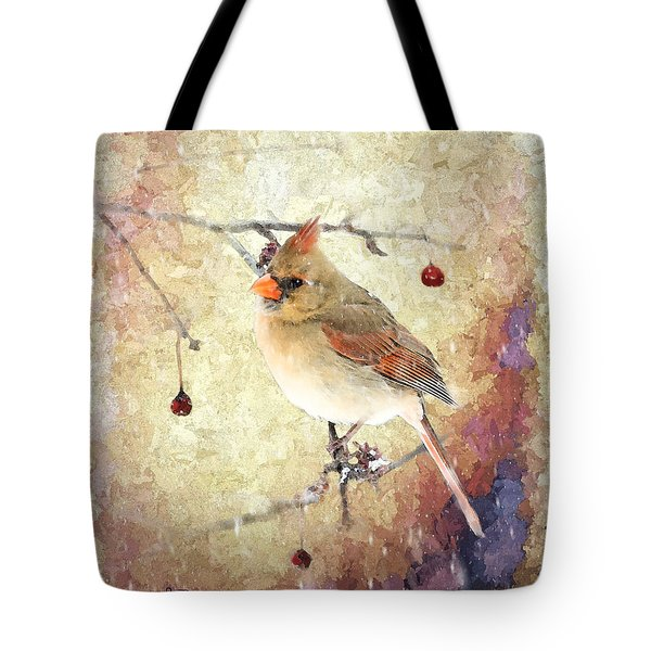 Tote Bag featuring the photograph A Delicate Thing by Betty LaRue