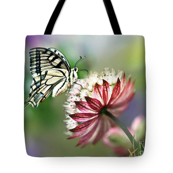 A Delicate Touch Tote Bag