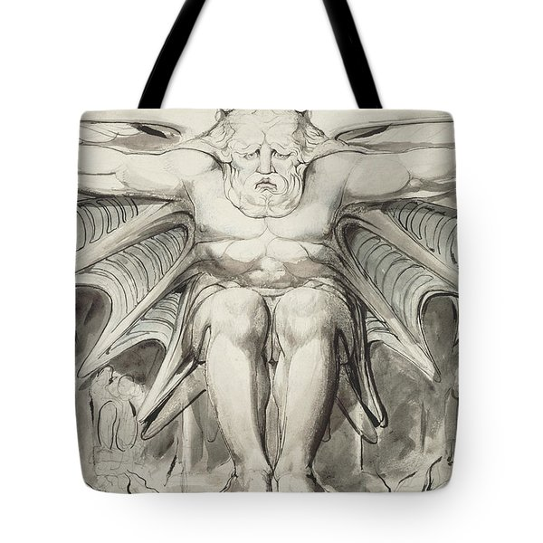 A Destroying Deity Tote Bag