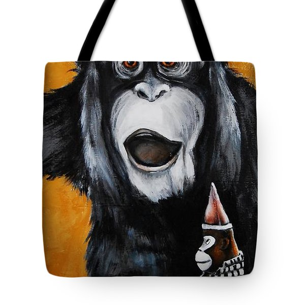 A Different Drummer Tote Bag