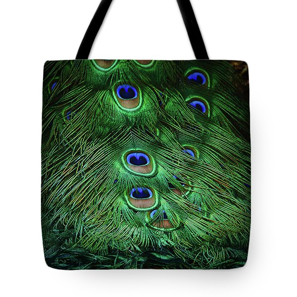 A Different Point Of View Tote Bag by Elaine Malott