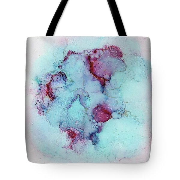A Different Sky Is Waiting Tote Bag