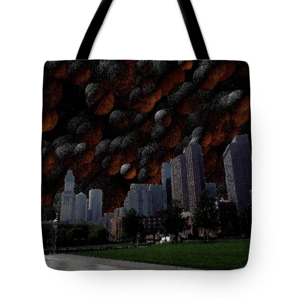 A Dimension Of Boston Rarely Seen Tote Bag
