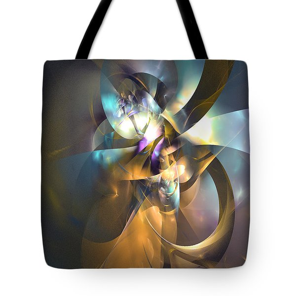 A Distant Melody Tote Bag