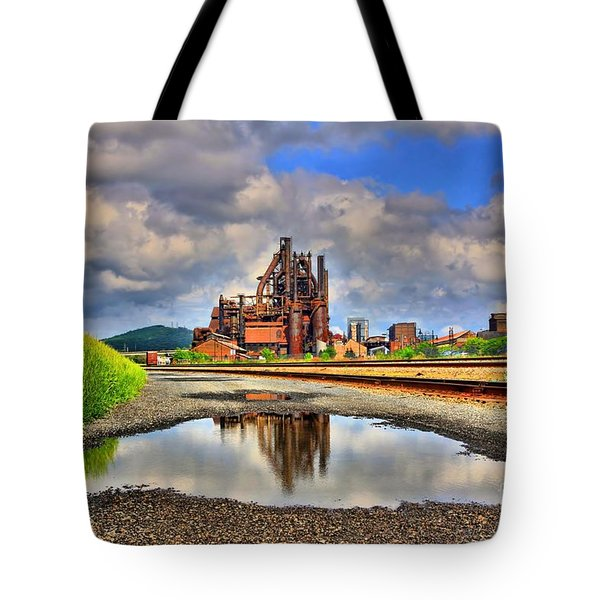 A Distant Memory Tote Bag