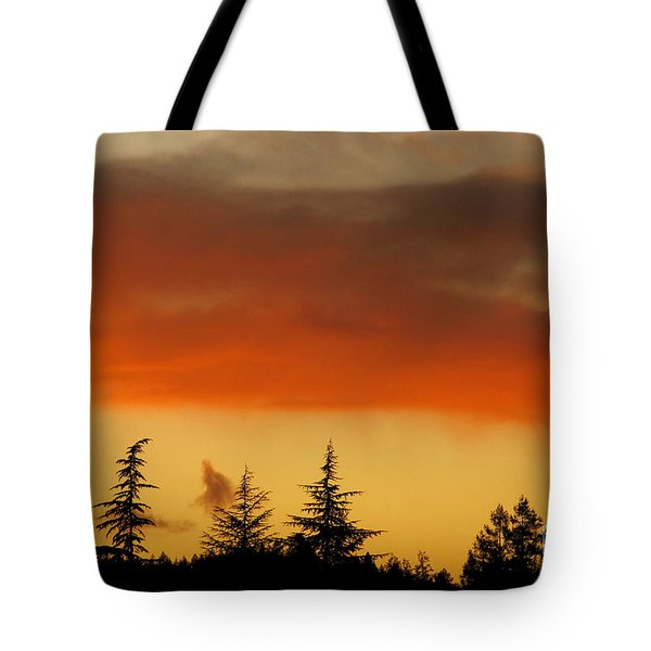 A Distant Rain Tote Bag