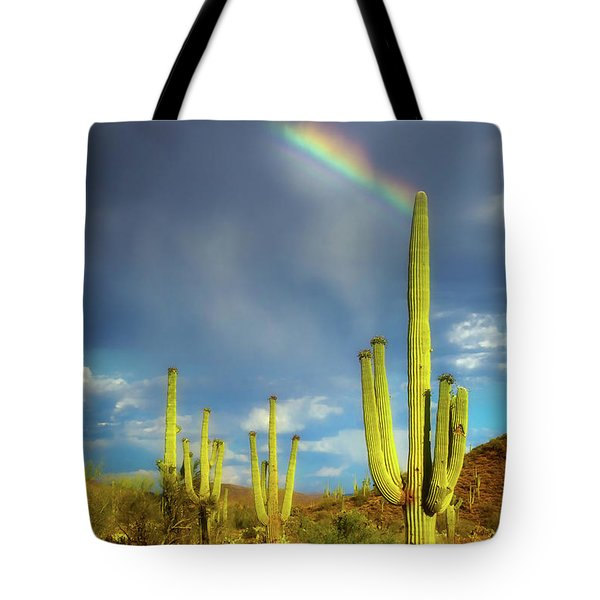 Tote Bag featuring the photograph A Divine Touch by Rick Furmanek