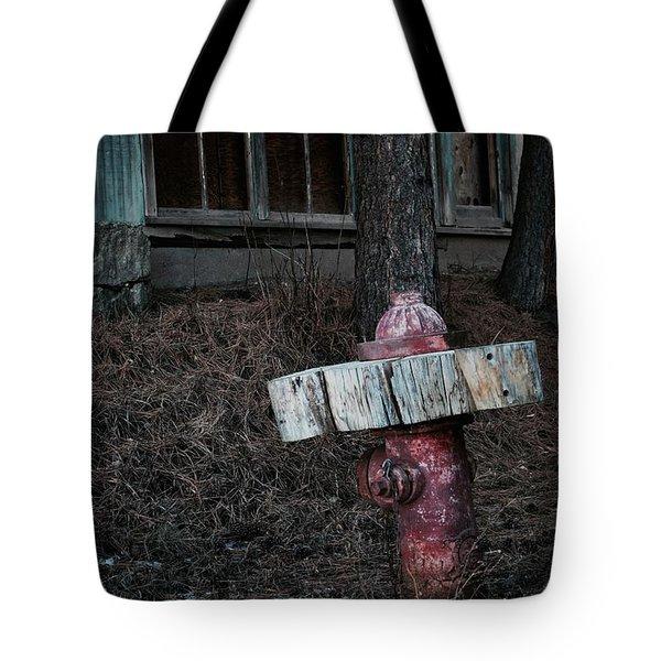 A Dog's Dream Tote Bag