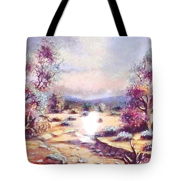 A Door Of Hope  Tote Bag