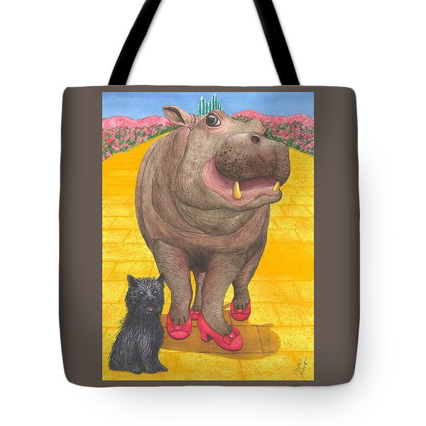 A Dorothy Moment Tote Bag