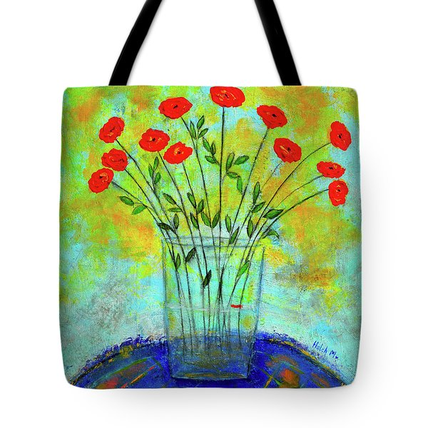 A Dozen Of Red Roses For You Tote Bag