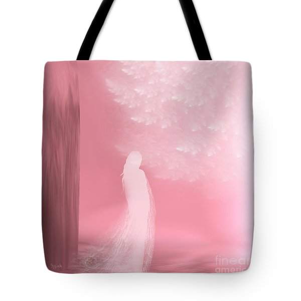 A Dream About Heaven Tote Bag