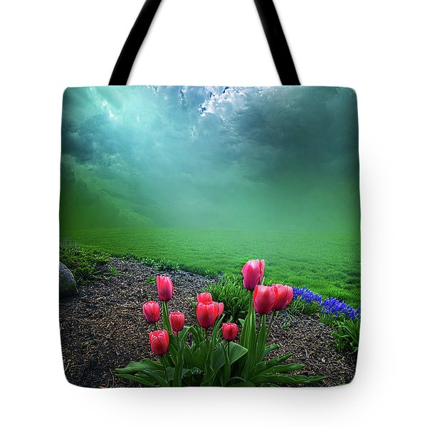 A Dream For You Tote Bag