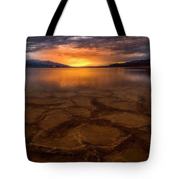 A Dream's Requiem  Tote Bag