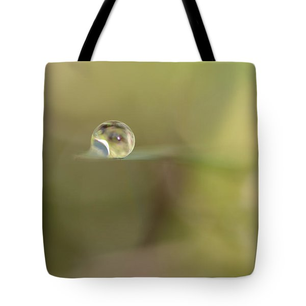 A Drop Of Subtlety Tote Bag