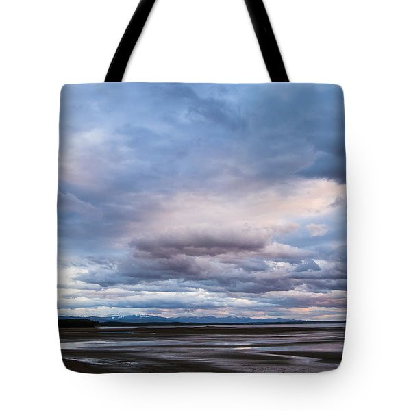 Tote Bag featuring the photograph A Dry Jackson Lake by Monte Stevens