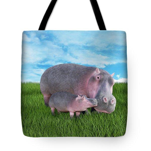 A Face Only A Momma Could Love Tote Bag
