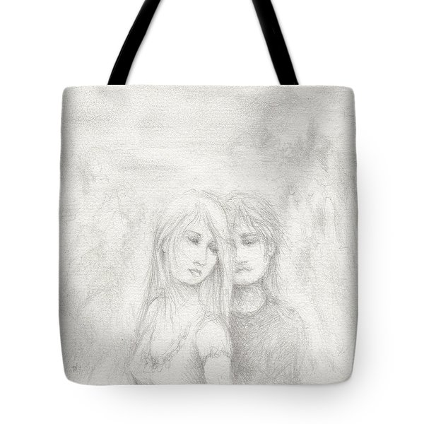 A Fairy Tale Love Tote Bag