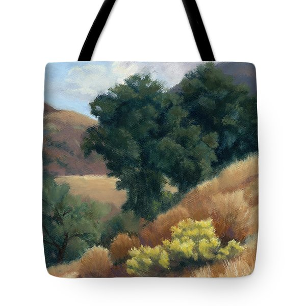 A Fall Day At Whitney Canyon Tote Bag