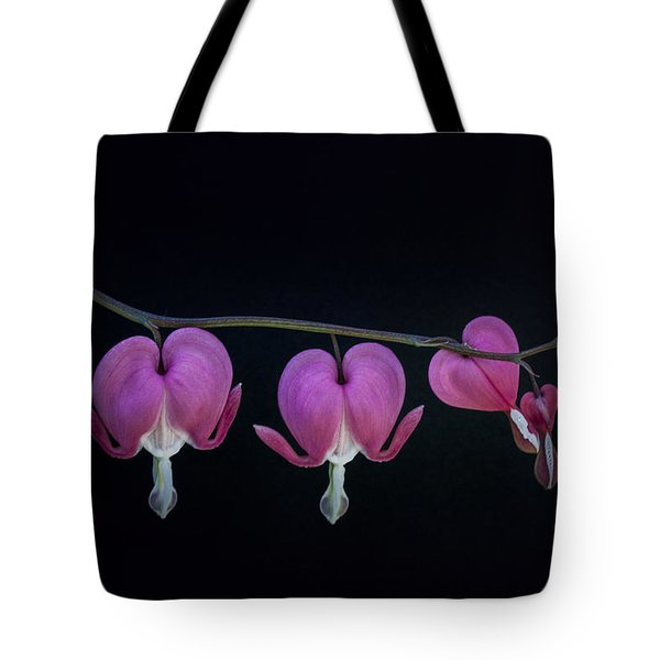 A Family Of Hearts Tote Bag