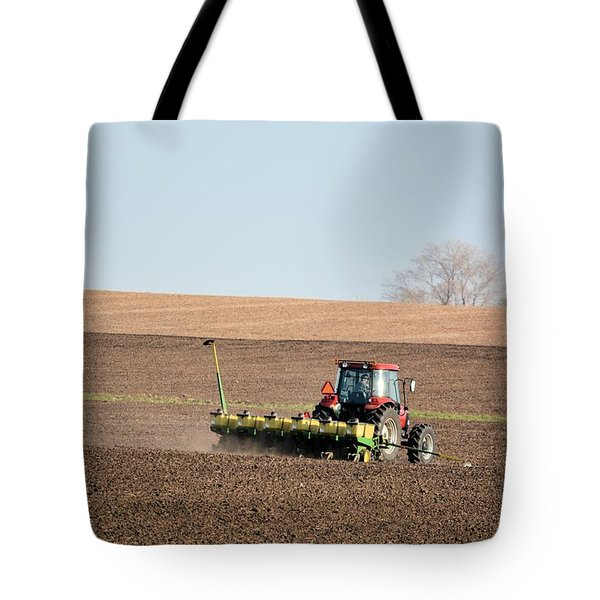 A Farmers Life Tote Bag