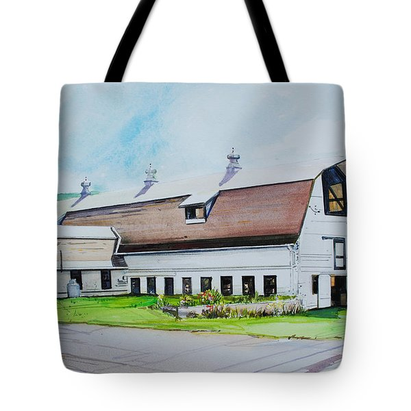 A Farmstand  In The Berkshires Tote Bag