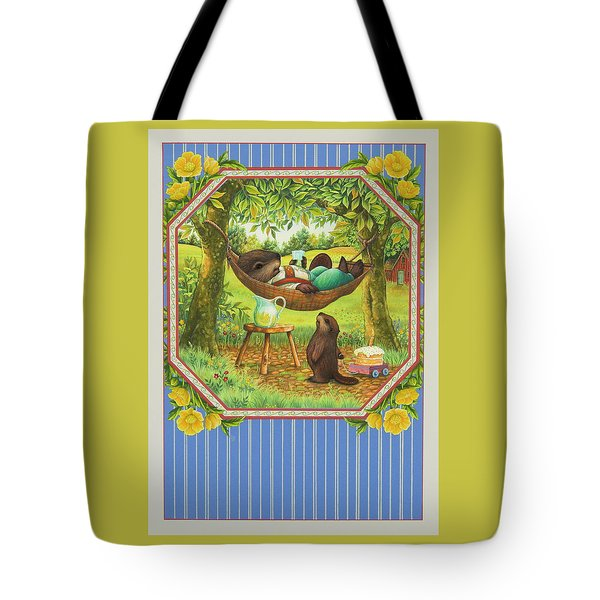 A Father's Day Treat Tote Bag