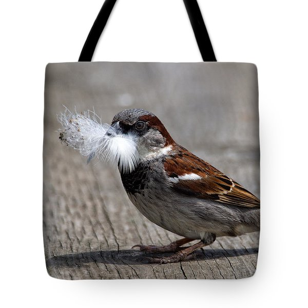A Feather For The Nest Tote Bag