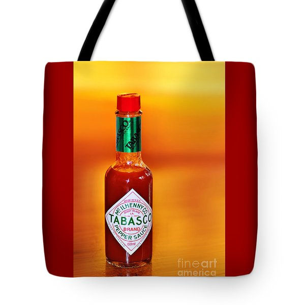 A Feeling Of Warmth Tote Bag