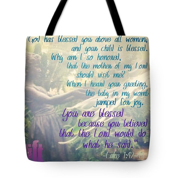 A Few Days Later Mary Hurried To The Tote Bag