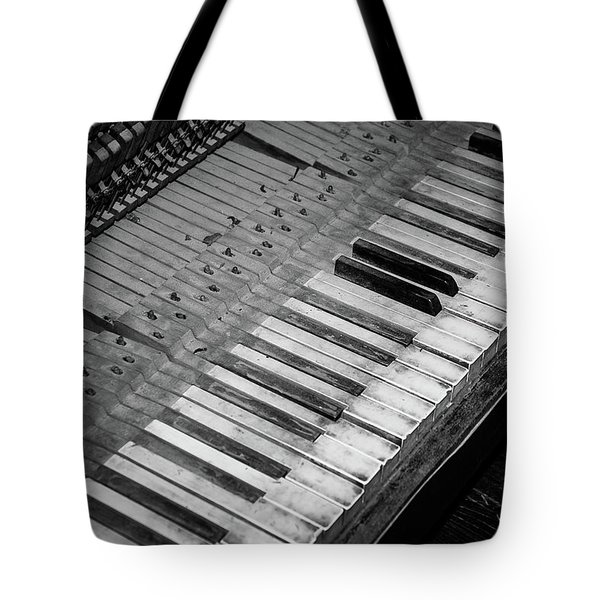 A Few Remain Tote Bag by Marius Sipa