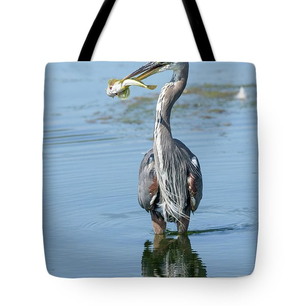 A Fine Breakfast Tote Bag