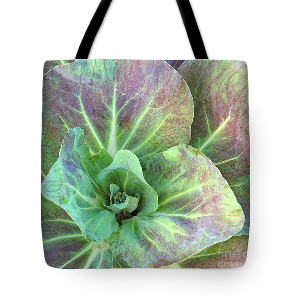 A Floral IIi Tote Bag by Gary Everson