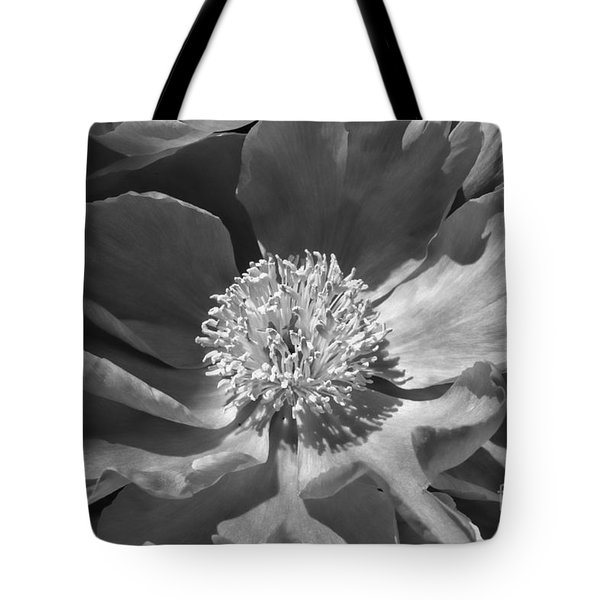 A Flower Of The Heart Tote Bag