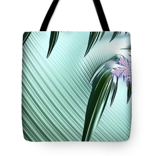 A Fractal Unlilke Any Others Tote Bag