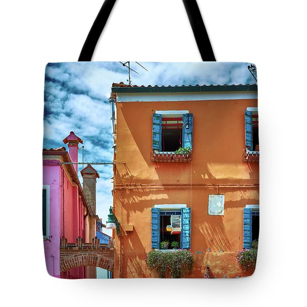 A Fragment Of Color Tote Bag