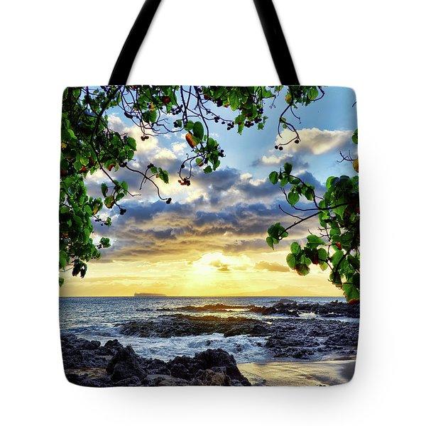 Heaven On Maui Tote Bag
