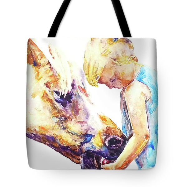 A Friendly Bribe Tote Bag