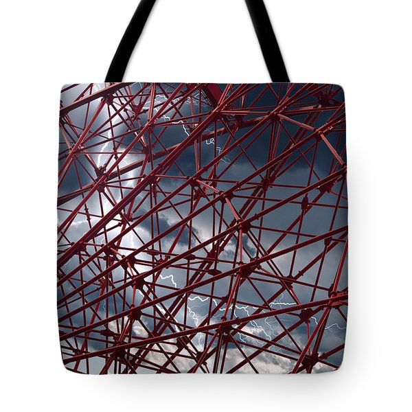 A Fun Day To Ride Tote Bag