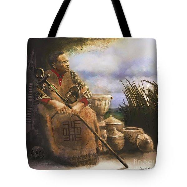 A Fundi's Wisdom Tote Bag