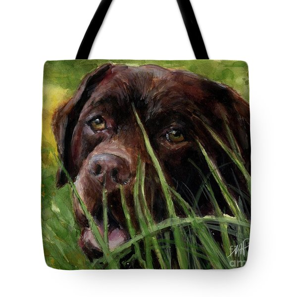 A Gardener's Friend Tote Bag by Molly Poole