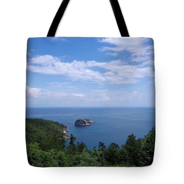 A Gem In The Sea Tote Bag