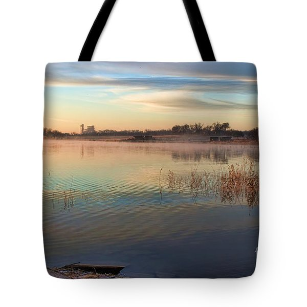 A Gentle Morning Tote Bag