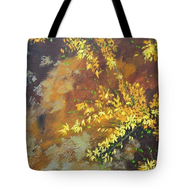 A Gift To The Giver Tote Bag by Sue Furrow
