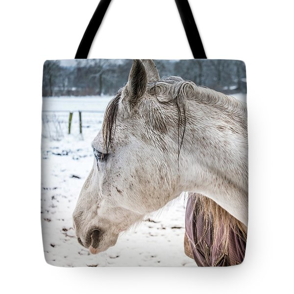 A Girlfriend Of The Horse Amigo Tote Bag