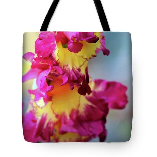 A Gladiolus 3 Tote Bag