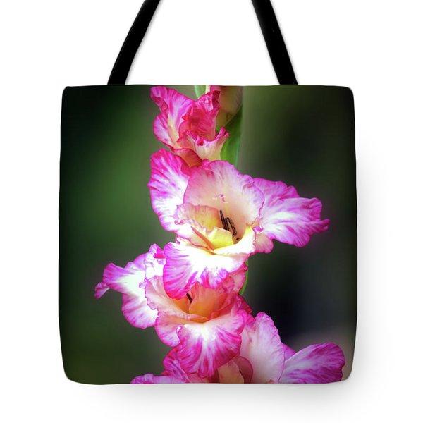 A Gladiolus Tote Bag