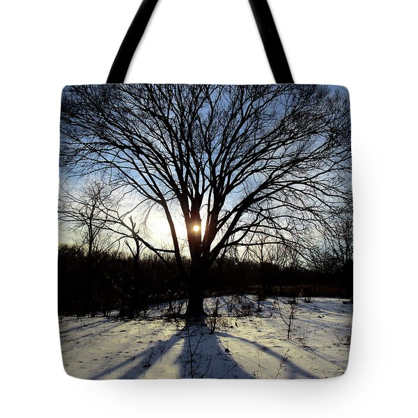A Glimmer Of Hope  Tote Bag