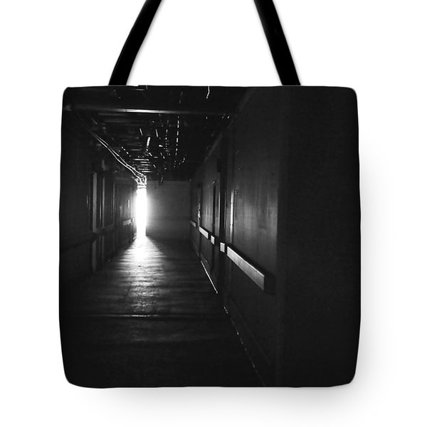 A Glimpse Into The Future Tote Bag