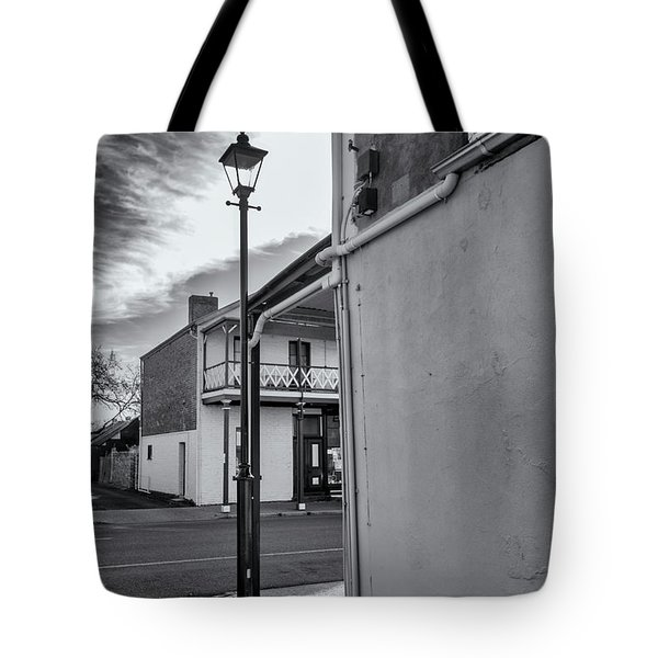 Tote Bag featuring the photograph A Glimpse by Linda Lees